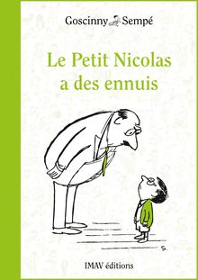 Le Petit Nicolas a des ennuis de René Goscinny, Jean-Jacques Sempé - fiche descriptive