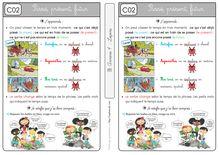 Etude de la langue CE1 – Conjugaison - A partir de RSEEG Temps 2
