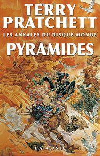 Pyramides - Patrick Couton, Terry Pratchett