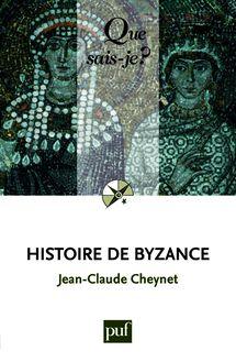 Histoire de Byzance de Jean-Claude Cheynet - fiche descriptive