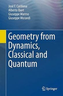 Geometry from Dynamics, Classical and Quantum