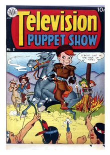 Television Puppet Show 002