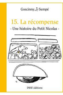 La récompense de René Goscinny, Jean-Jacques Sempé - fiche descriptive