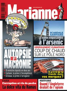 Marianne du 30-07-2019