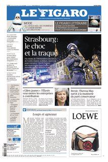 Le Figaro du 13-12-2018 - Le Figaro