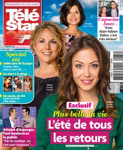 Télé Star du 29-07-2019