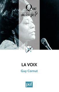 La voix - Guy Cornut