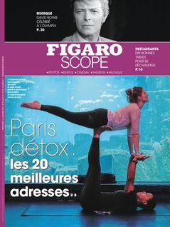Figaro Scope du 16-01-2019