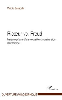 Ricoeur vs. Freud
