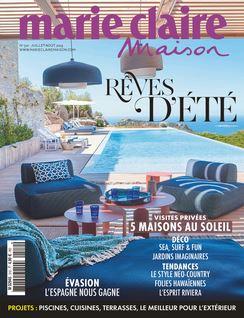 Marie Claire Maison du 05-07-2019 - Marie Claire Maison