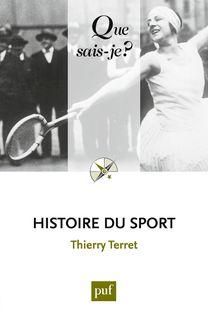Histoire du sport - Thierry Terret