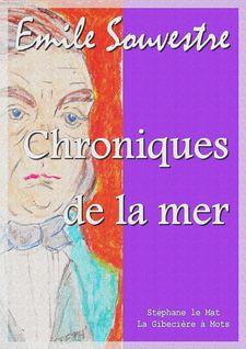 Chroniques de la mer - Emile Souvestre