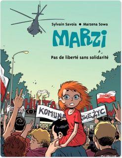 Marzi - Tome 5 - Pas de liberté sans solidarité  - Sowa