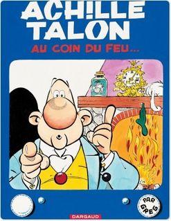 Achille Talon - Tome 12 - Achille Talon au coin du feu - GREG