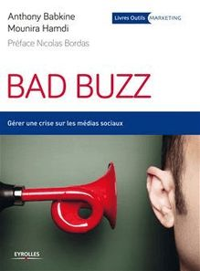 Bad buzz de Babkine Anthony, Hamdi Mounira - fiche descriptive