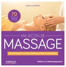 Lire Ma leçon de massage de Campan Hélène