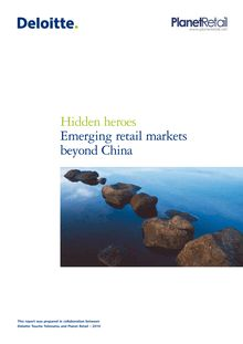 Hidden heroes: Emerging retail markets beyond China