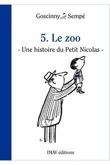 Le zoo de Jean-Jacques Sempé, René Goscinny - fiche descriptive
