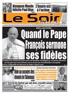 Le Soir Cameroun du 13-09-2019