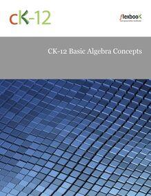 Basic Algebra Concepts
