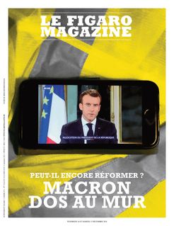 Le Figaro Magazine du 14-12-2018 - Le Figaro Magazine