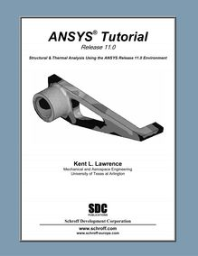 978-1-58503-400-0 -- ANSYS Tutorial [Release 11.0]
