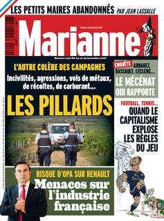 Marianne du 26-11-2018 - Marianne