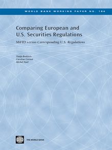 Comparing European and U.S. Securities Regulations