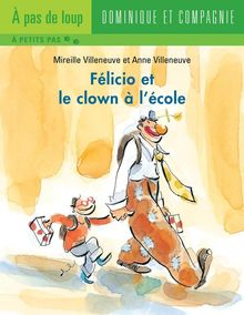 Félicio et le clown à l