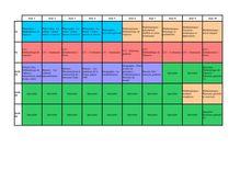 Bac STI2D - Planning révisions