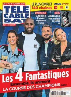 Télécâble Sat Hebdo du 10-10-2019 - Télécâble Sat Hebdo