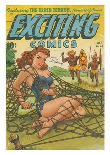 Exciting Comics 062 de  - fiche descriptive