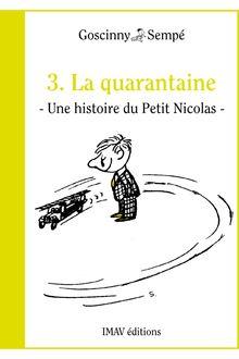 La quarantaine de René Goscinny, Jean-Jacques Sempé - fiche descriptive
