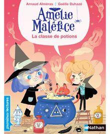Amélie Maléfice : La potion catastrophe - Premières lectures CP Niveau 1 - Dès 6 ans