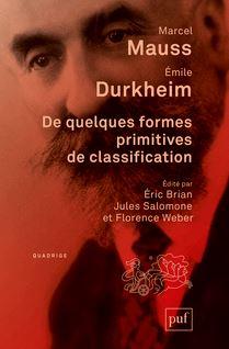 De quelques formes primitives de classification - Marcel Mauss, Émile Durkheim