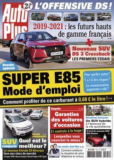 Auto Plus du 26-03-2019 - Auto Plus