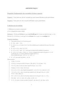 Bac S – Mathématiques (spécialité) – Cours complet !