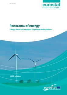 Panorama of energy. Energy statistics to support EU policies and solutions. Edition 2009 papier + cédérom.
