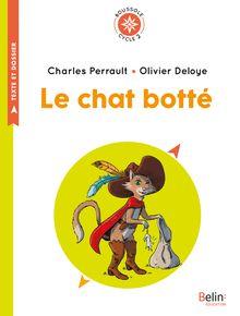 Le Chat Botté de Olivier Deloye, Charles Perrault - fiche descriptive