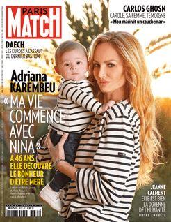 Paris Match du 24-01-2019 - Paris Match