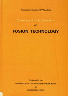 Proceedings of the 9th symposium on fusion technology