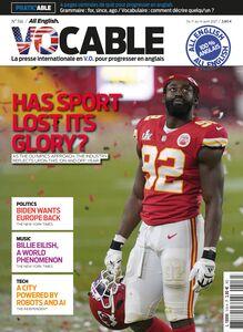 Magazine Vocable All English n°516 - du 01 au14 avril 2021