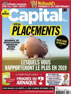 Capital du 10-01-2019 - Capital