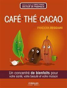 Café, thé, cacao de Reggiani Pandora - fiche descriptive
