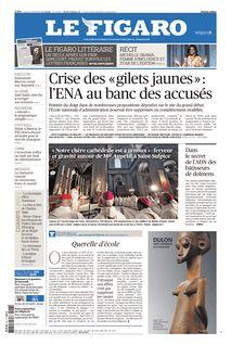 Le Figaro du 18-04-2019 - Le Figaro