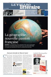 Figaro Littéraire du 13-12-2018
