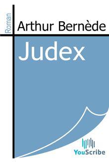 Judex de Arthur Bernède - fiche descriptive