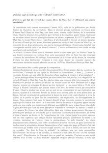 """""""Les mains libres"""" de Man Ray est-elle une oeuvre surréaliste ?"""