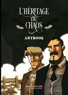 Lire Art Book Héritage du Chaos de Cassier