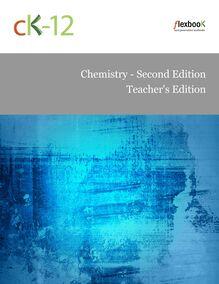 Chemistry - Second Edition Teacher's Edition